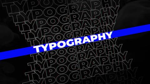 Kinetic Typography Titles