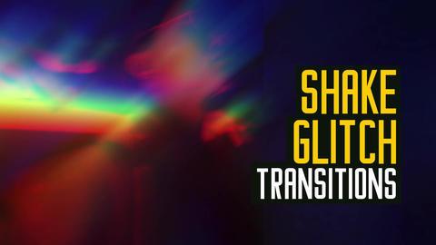 Shake Glitch Transitions