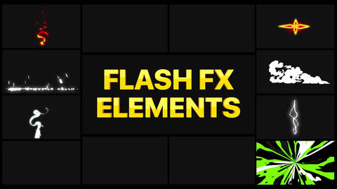 Flash FX Pack 06 After Effects Template