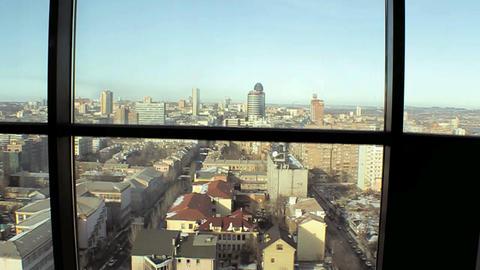 Elevator panorama Footage