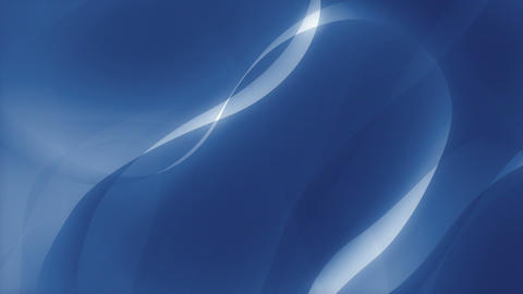 Bludanube - Organic Blue Video Background Loop Animation