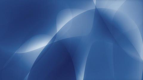 Bludanube - Organic Blue Video Background Loop Stock Video Footage