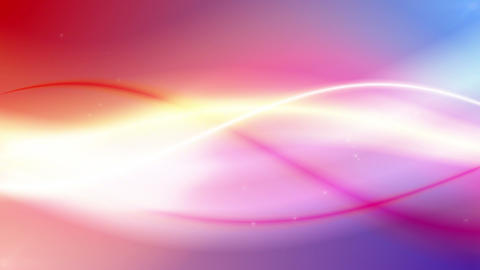 Sinecraft - Colorful Sine Waves Video Background Loop Stock Video Footage