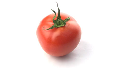 Rotation Tomatoes stock footage