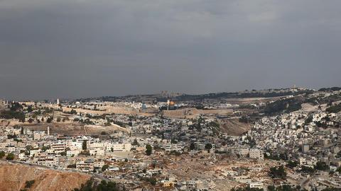 Jerusalem Stock Video Footage