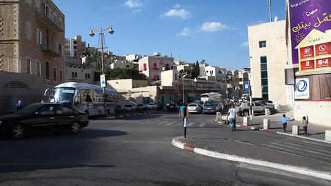 Bethlehem, Palestine Stock Video Footage