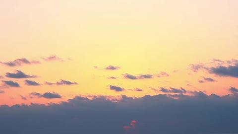 Sunrise (Time Lapse) Stock Video Footage