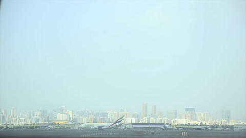 Dubai airport Footage