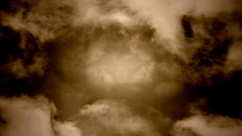 Dark Clouds Stock Video Footage