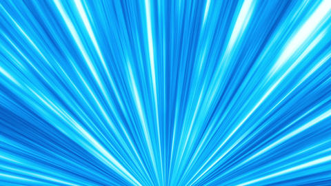 Beams of light circle around background Stock Video Footage