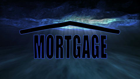 Underwater Housing Mortgage Stock Video Footage