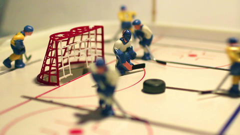 ice hockey Goal Live Action
