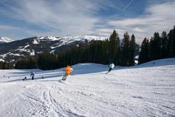 ski slope フォト