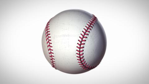 Baseball 3Dmodel 3D Model