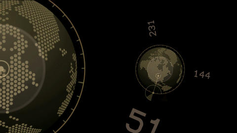 global GPS,earth map,city map,military Radar GPS screen display,navigation inter Animation
