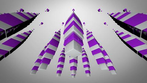 purple old skool Stock Video Footage