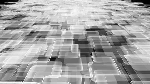 Abstract white communication background Animation