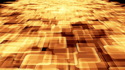 Abstract gold communication background Animation