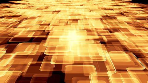 Abstract gold communication background Stock Video Footage