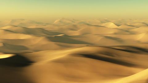 Desert Landscape Stock Video Footage