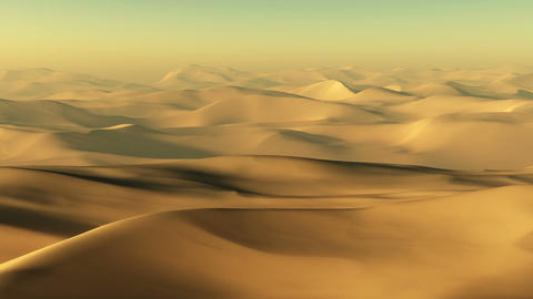 Desert Landscape Stock Video Footage