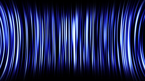 Abstract background with blue stripes Stock Video Footage