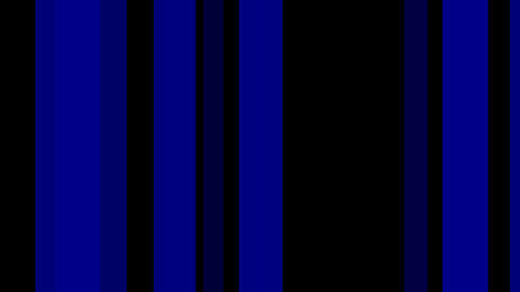 Vertical Blue bars Stock Video Footage