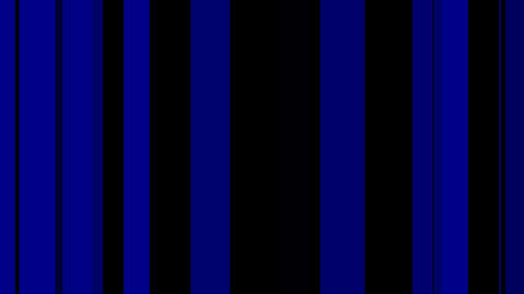 Vertical Blue bars Animation