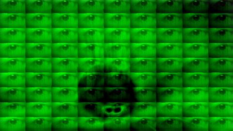 030   1920  X  1080  PAL   Eyes     Vol   I      Alex Stock Video Footage