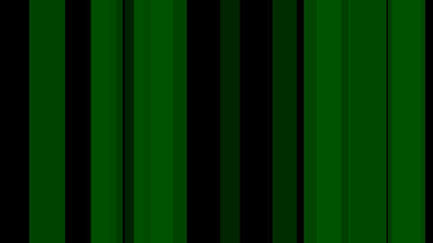 Vertical Green Bars Stock Video Footage