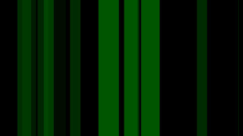 Vertical Green Bars Animation
