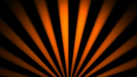 abstract orange splash Animation