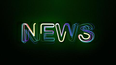 Global news Animation