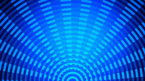 blue vector rays Stock Video Footage