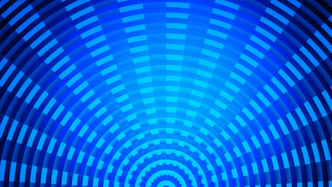 blue vector rays Animation