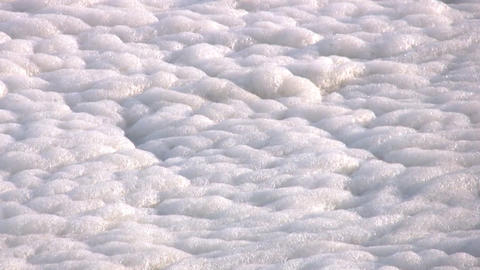 Background with foam Stock Video Footage