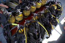 diving equipment Photo