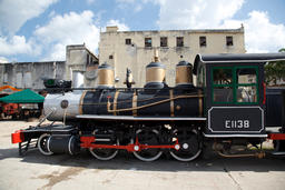 old locomotive Photo