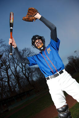 baseball player Foto
