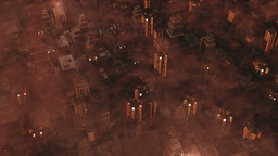 Armageddon City 1 Stock Video Footage