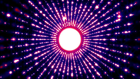 Disco Tunnel 5 Animation