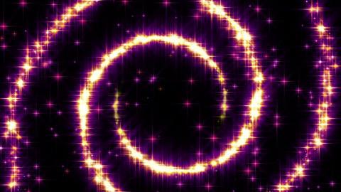 Glisten Glamour Spirals 4 Stock Video Footage