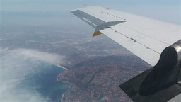 Los Angeles California Coast Aerial 1 Stock Video Footage