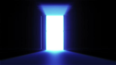 Mysterious Door 4 Animation