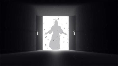 Mysterious Door v 2 6 jesus Animation