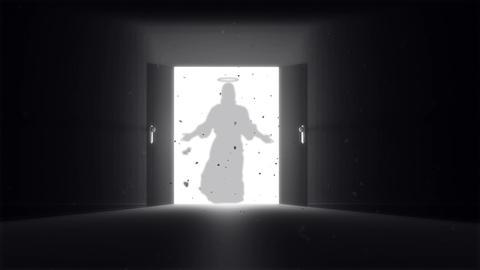 Mysterious Door v 2 6 jesus Animation