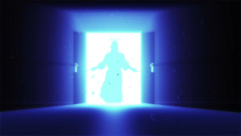 Mysterious Door v 2 9 jesus Animation