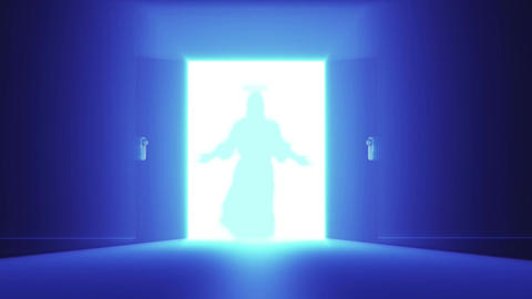 Mysterious Door v 3 14 jesus Animation