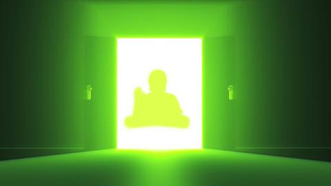 Mysterious Door v 3 18 buddha Animation