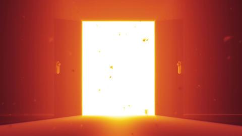 Mysterious Door v 4 2 Stock Video Footage